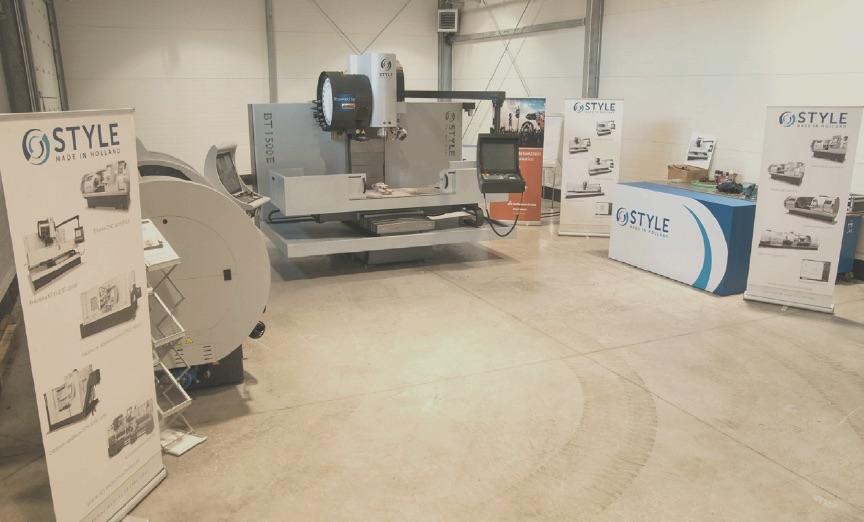 Dzień Otwarty STYLE CNC Machines Polska