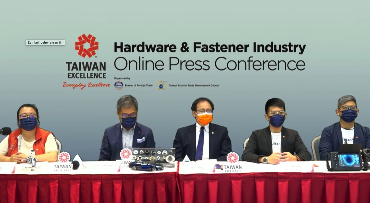 Nagrody Taiwan Excellence Awards 2020 przyznane