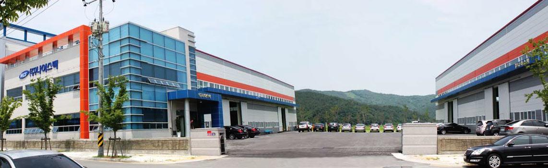 Siedziba firmy zlokalizowana w miejscowości Daegu.