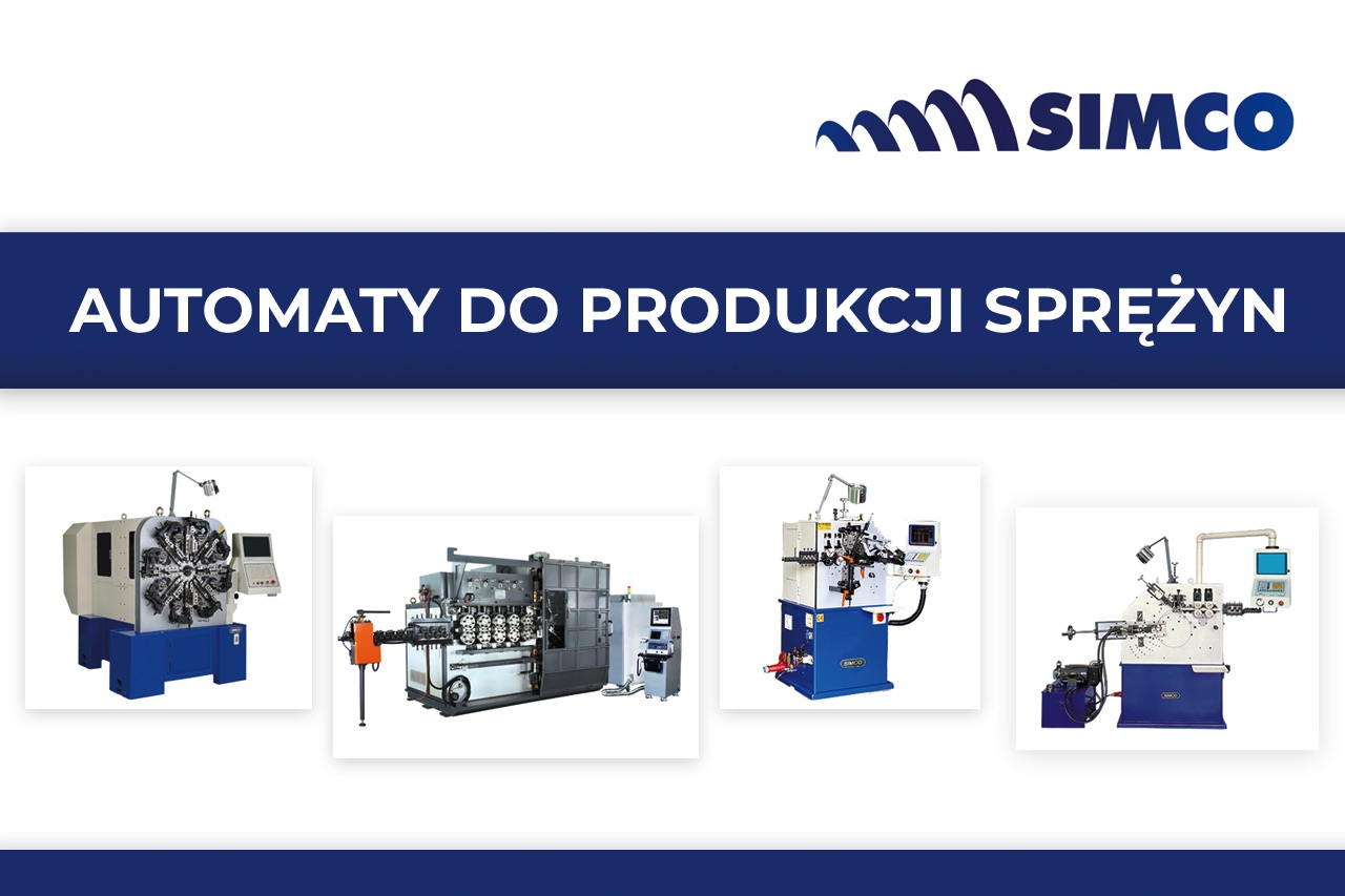 SIMCO Spring Machinery w ofercie TFM