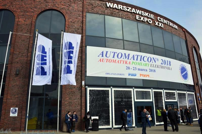 Automaticon 2018 Expo XXI