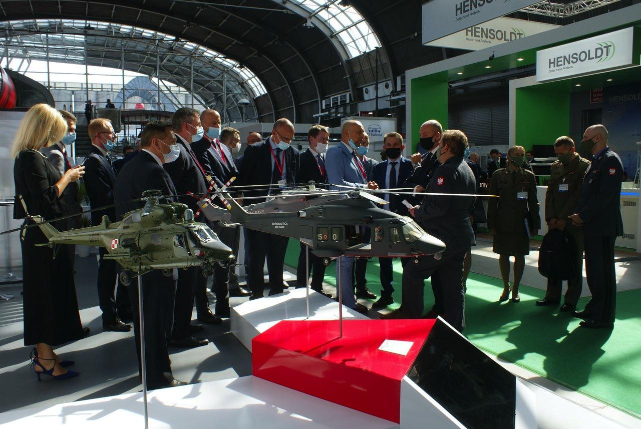 Międzynarodowy Salon Przemysłu Obronnego 2020