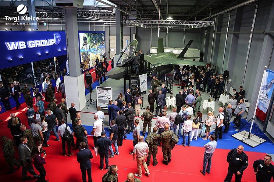 Międzynarodowy Salon Przemysłu Obronnego 2019