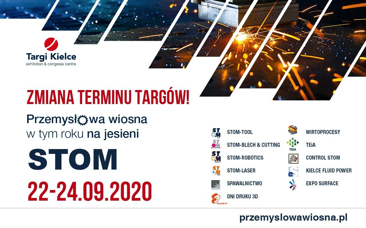 zaproszenie na STOM 2020