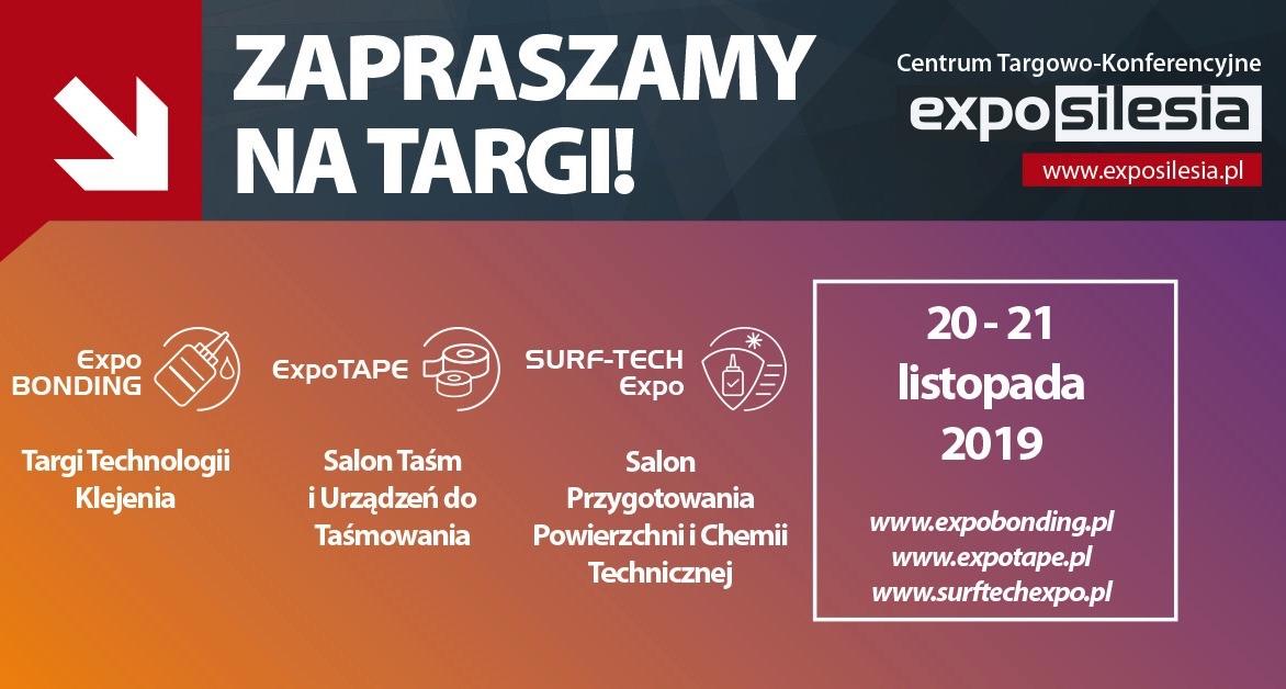 Po raz trzeci w Expo Silesia ExpoBONDING