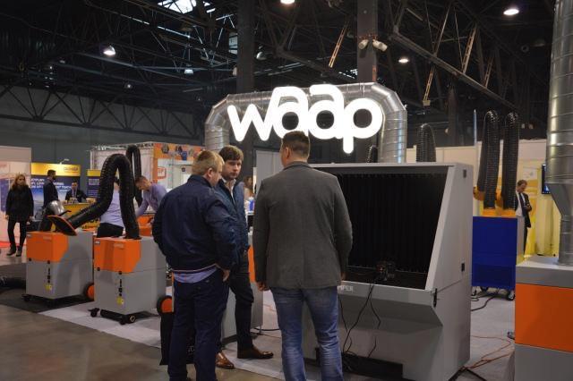 Targi INDUSTRYmeeting 2019 firma Waap