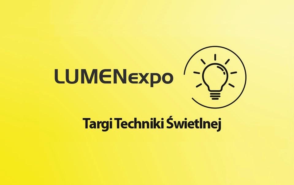 Forum LUMENexpo dla przemysłu oświetleniowego