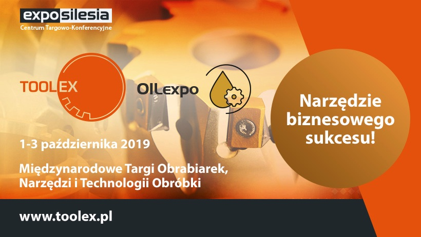 Targi TOOLEX i Oilexpo 2019