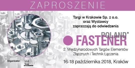 Fastener Poland zaproszenie