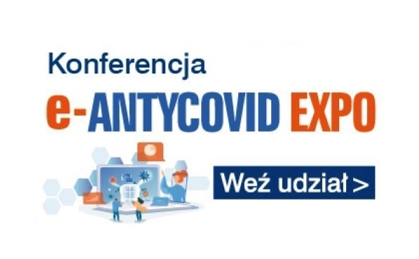 II Konferencja e-ANTYCOVID EXPO Targi w Krakowie