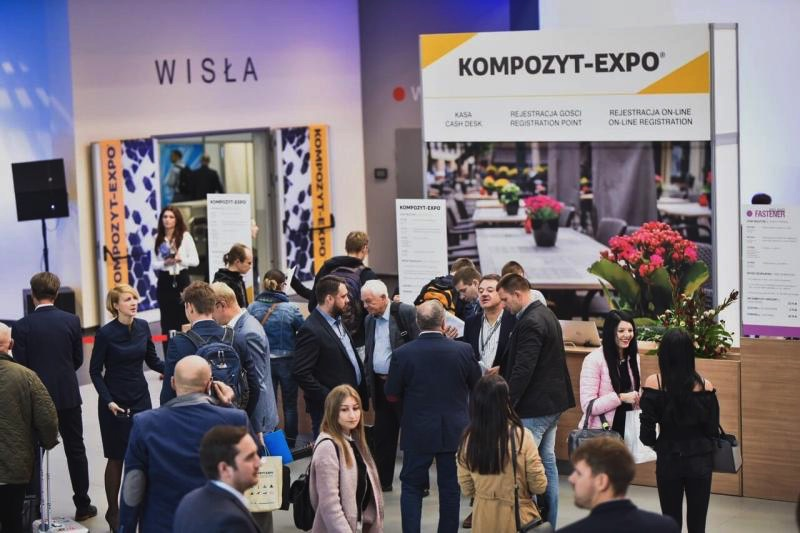 Targi KOMPOZYT-EXPO Targi w Krakowie