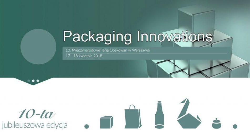 Packaging Innovations 2018 Targi w Krakowie