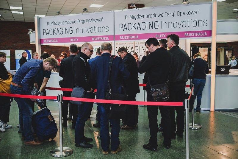 Targi Packaging Innovations 2019 rejestracja