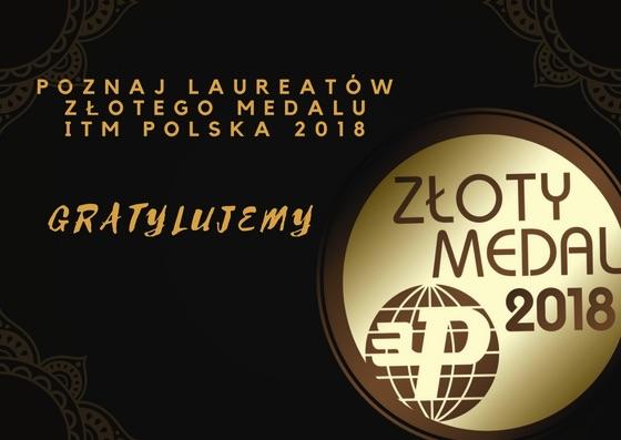 Złote Medale ITM Polska 2018