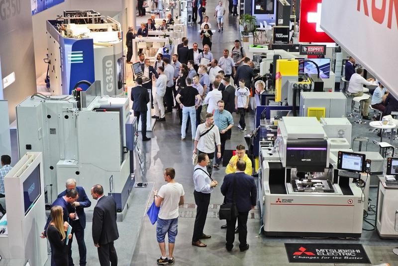 ITM Industry Europe 2019 maszyny