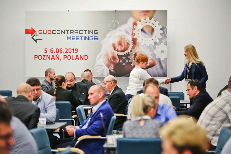 Subcontracting Meetings 2019