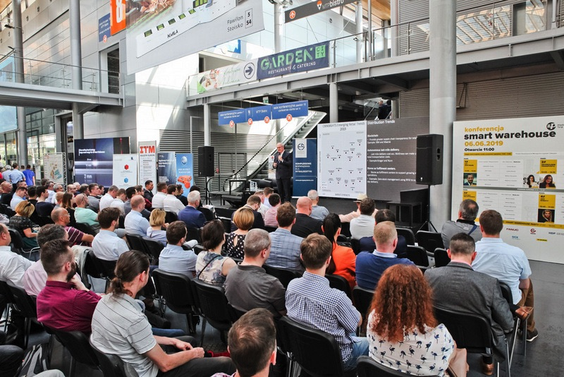 Konferencja Smart Warehouse 2019