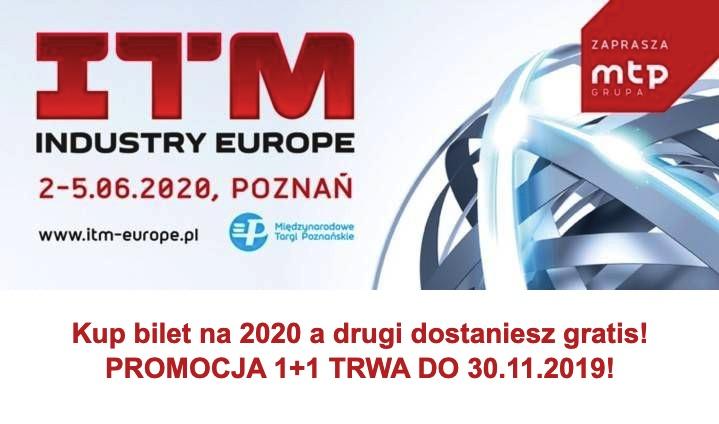 ITM INDUSTRY EUROPE 2020