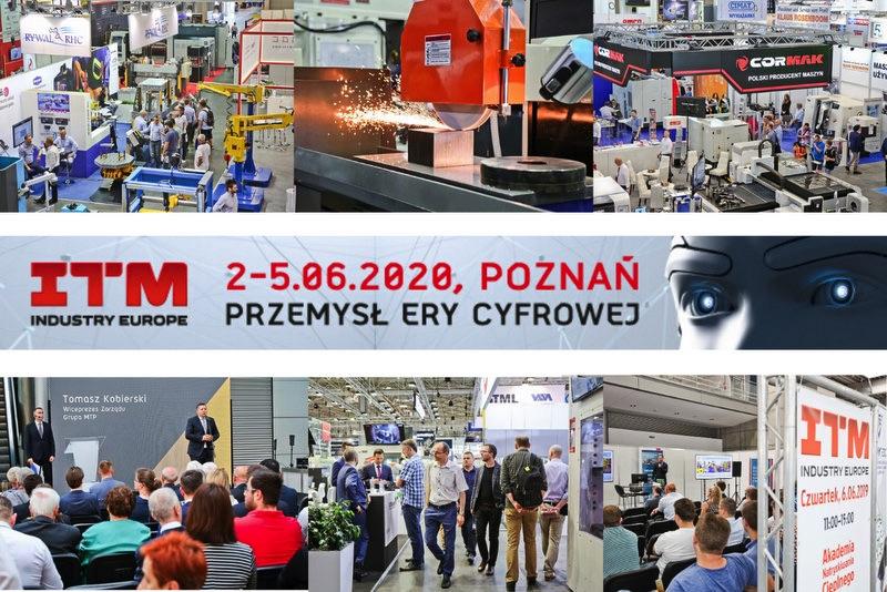 ITM Industry Europe przemysł
