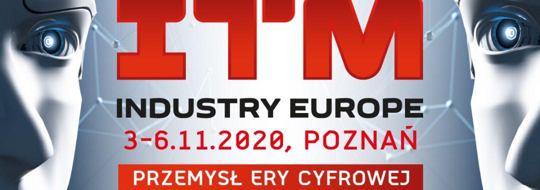 Zmiana terminu targów ITM Industry Europe