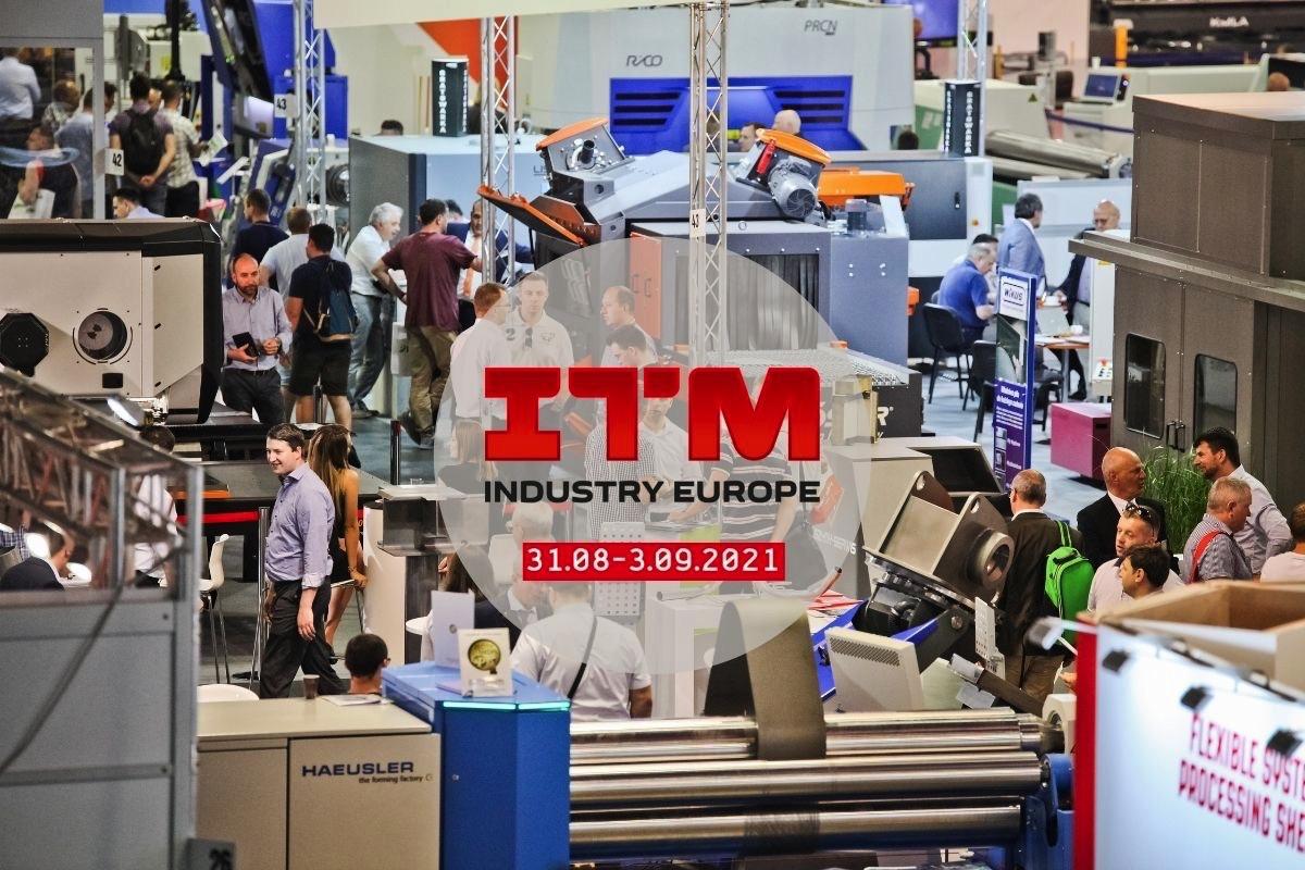 ITM Industry Europe - branża wraca do spotkań!