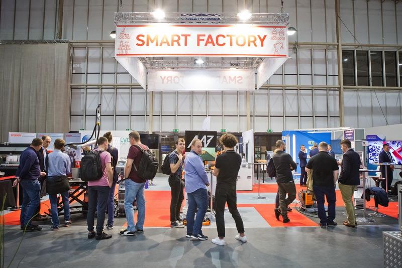 targi ITM INDUSTRY EUROPE 2021 smart factory