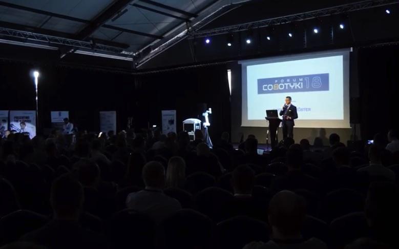 Forum Cobotyki 2018 prelekcja