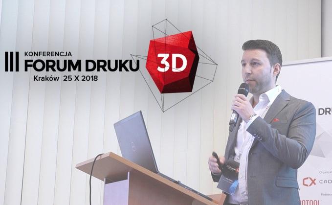 CadXpert Forum Druku 3d 2018