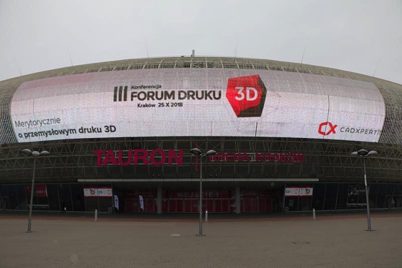 Forum Druku 3D 2018