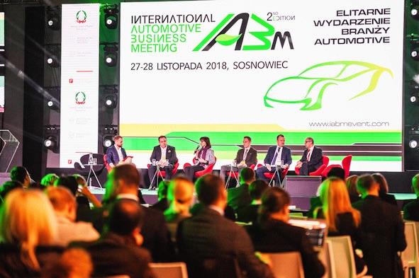 Konferencja IABM 2018 panel dyskusyjny