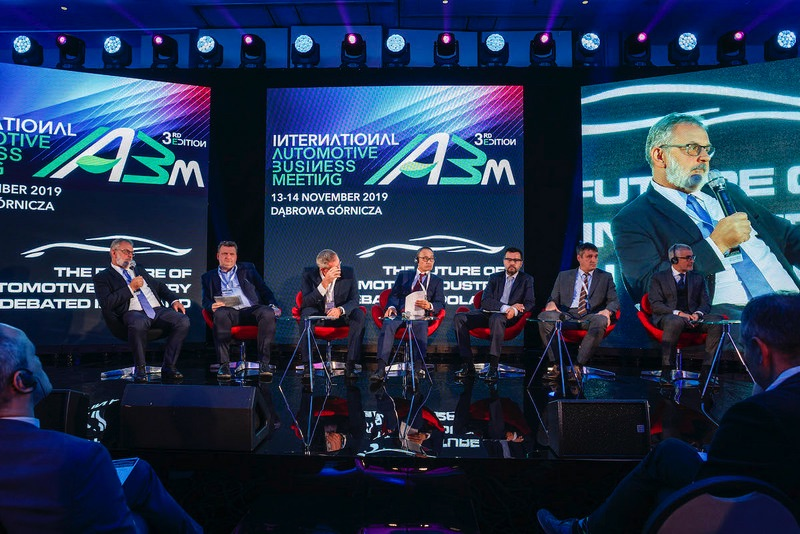International Automotive Business Meeting 2019 Dyskusja
