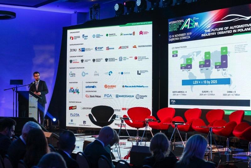 Konferencja IABM 2019 wykład