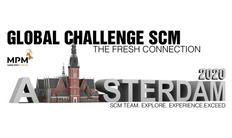 Global Challenge SCM - The Fresh Connection 2020 finał Online