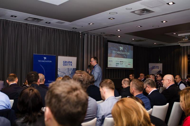 Technovation Forum 2018 prelekcja