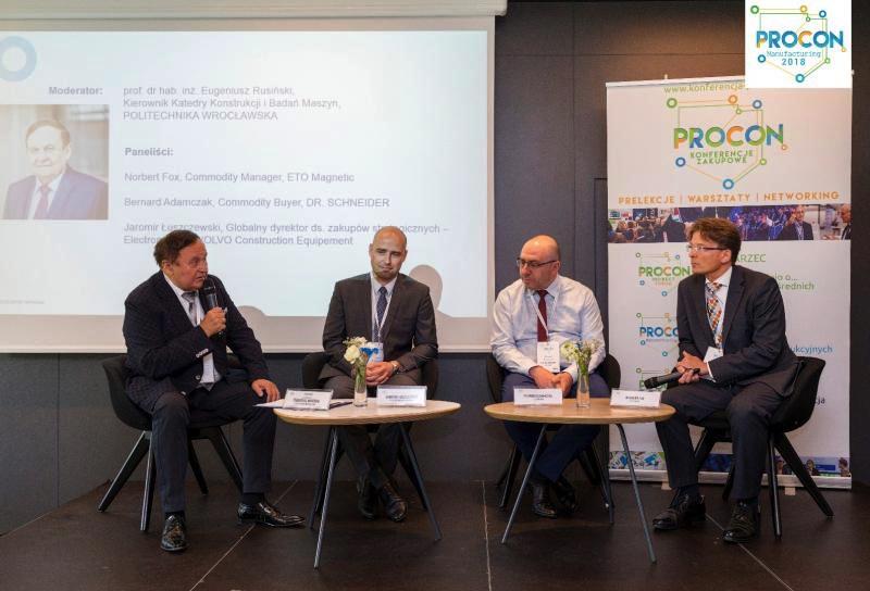 PROCON Manufacturing debata