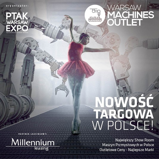 Outelt i Show Room na Warsaw Industry Week