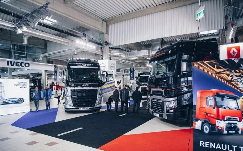 Ptak Warsaw Expo MT TSL i Warsaw Bus 2018