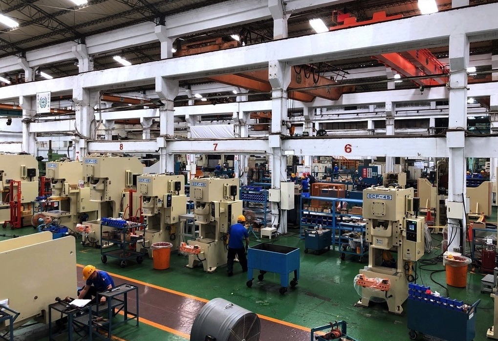 fabryka park maszynowy
