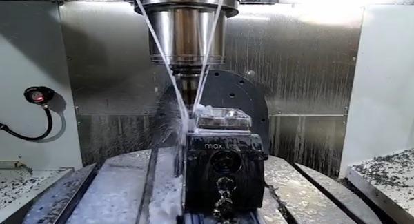 Obróbka CNC obróbka skrawaniem